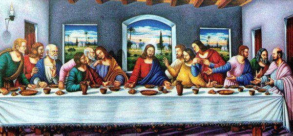 JEUDI SAINT : LA SAINTE CENE DU SEIGNEUR - église