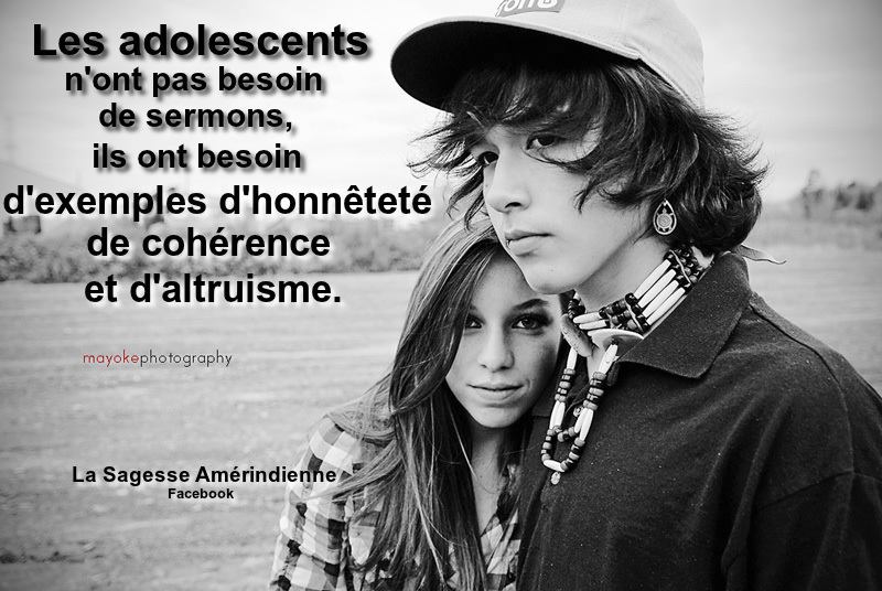 Citation d'assurance pour l'adolescent